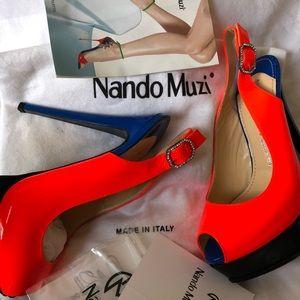 🔥Nando Muzi heels 👠